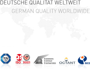Vacono german quality worldwide